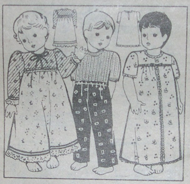Модная одежда: Как сшить ночную рубашку в Талдоме
